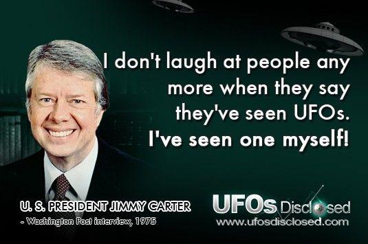 ผลการค้นหารูปภาพสำหรับ jimmy carter and ufo