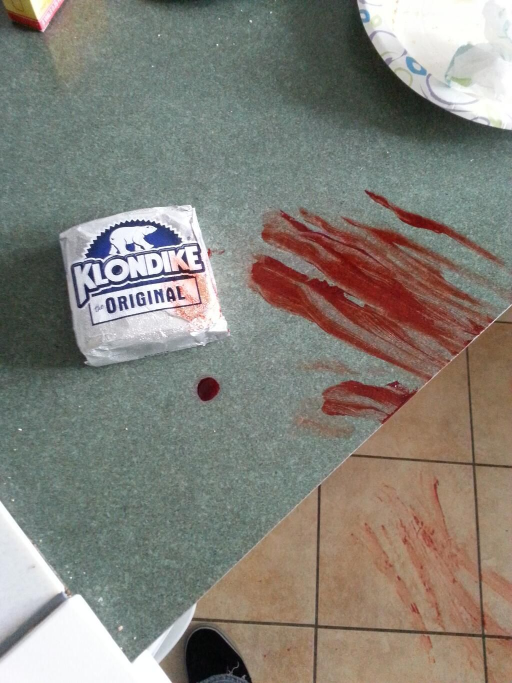 I'm haunted by the things I've done for a Klondike Bar