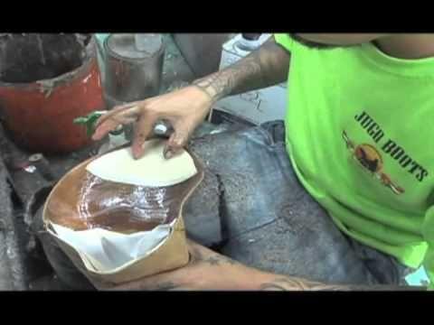Botas Jugo Boots hechas a mano. Fabrica Jugo Boots - YouTube