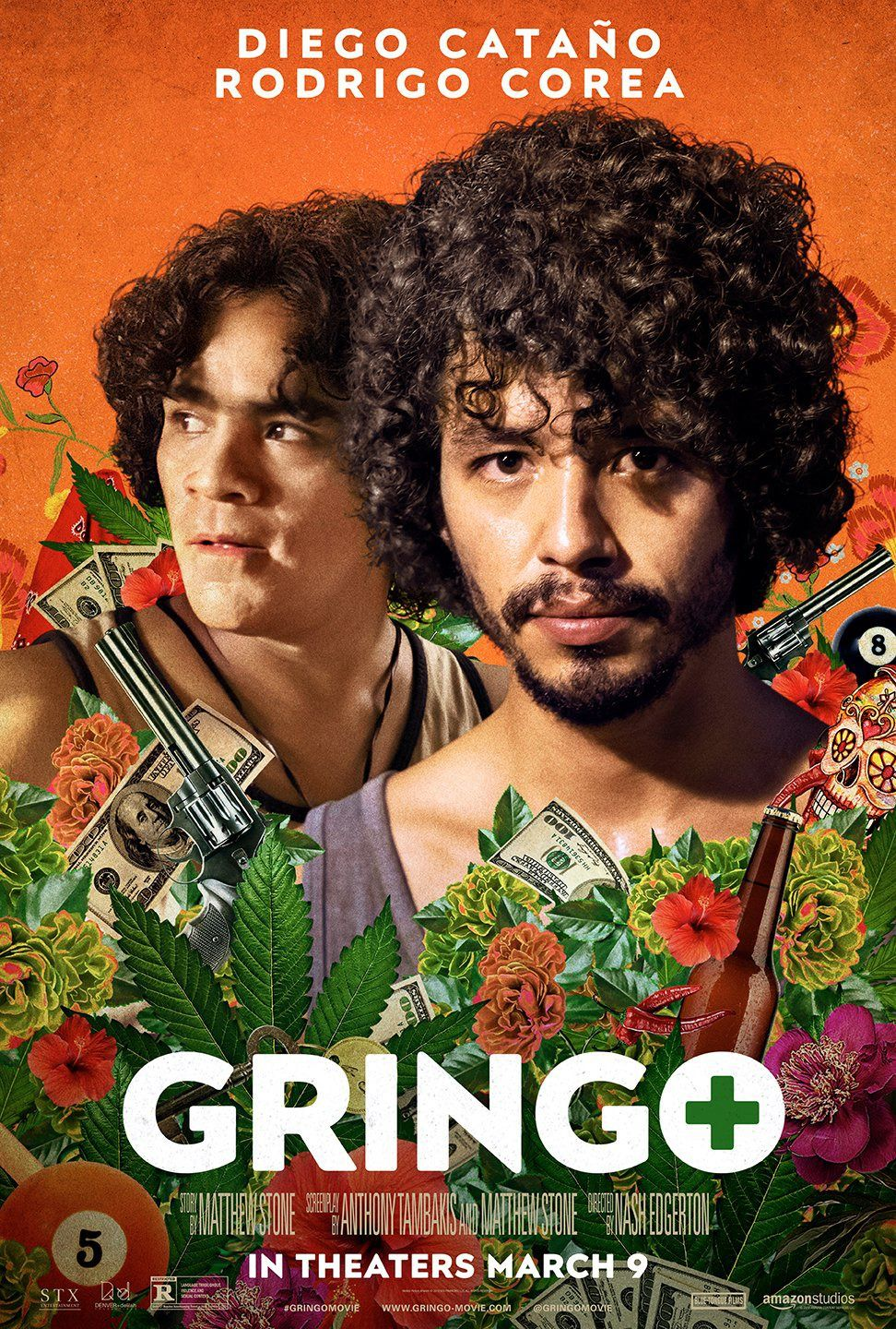 Gringo Movie In 2018 Pinterest Movie Posters Hd Movies And Movies