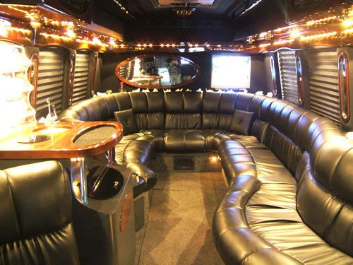 Luxurious Bus Interior Google Search With Images Bus