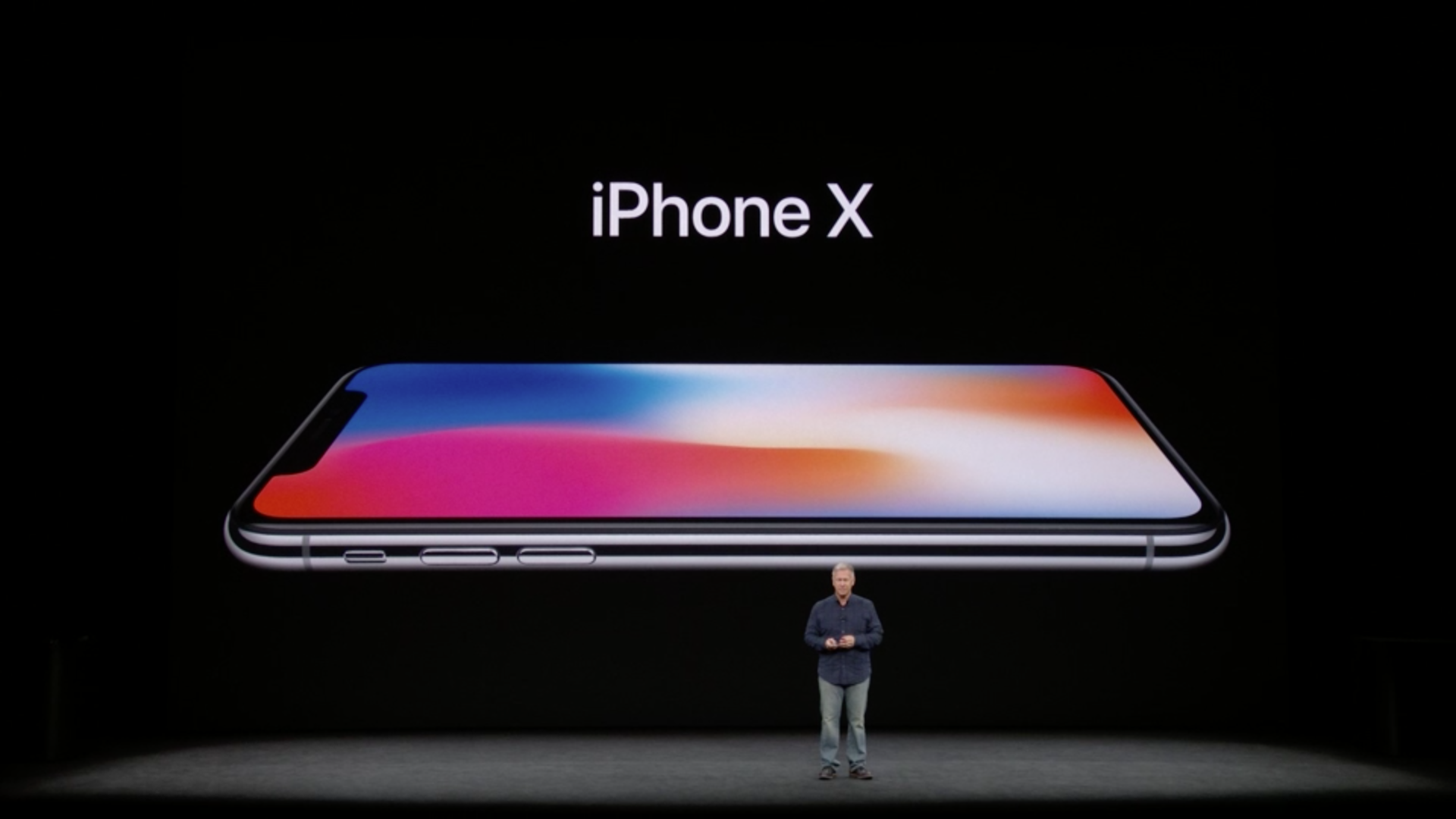 Apple Announces Its 10th Anniversary IPhone X. Here's What