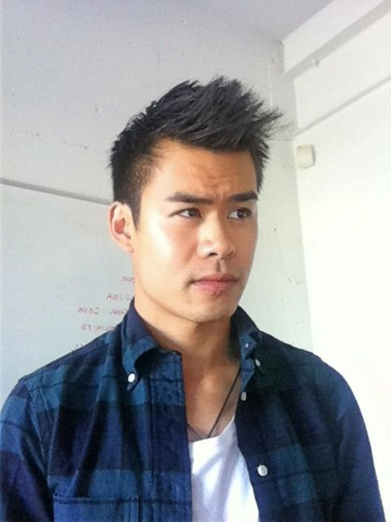Men Asian Haircut 14 Asian Men Hairstyles Short Sides Long Top