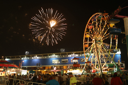 Oklahoma Festivals And Events Not To Miss In 2015 State Fair Oklahoma State City Events