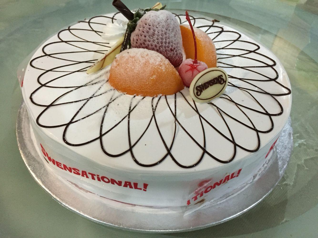 swensen ice cream cake design Cakes  Swensen Ice Cream cake #S1 #cakes  Ice cream cake