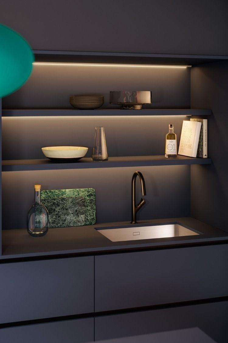 Cuisine Integree Dans Salon ambiance signature | cuisine | interieur maison, idée déco
