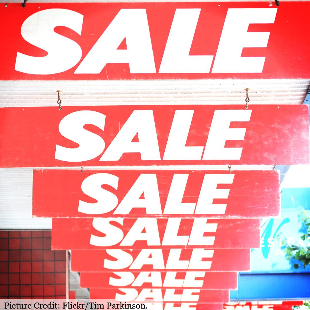 Best Sales This Weekend: Sales For The Long Weekend! (and Kat's Top 5 Sales To Hit