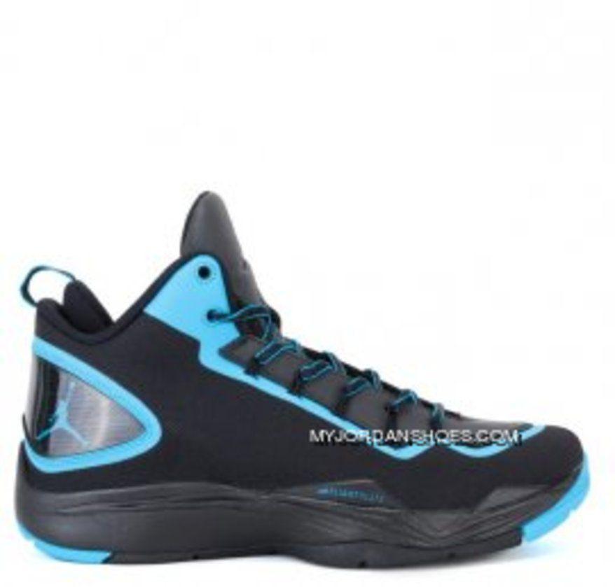 50777b2669c Jordan Super.Fly 2 PO Black/Dark Powder Blue 645058-006 Copuon Code, Price:  $90.13 - Jordan Shoes,Air Jordan,Air Jordan Shoes