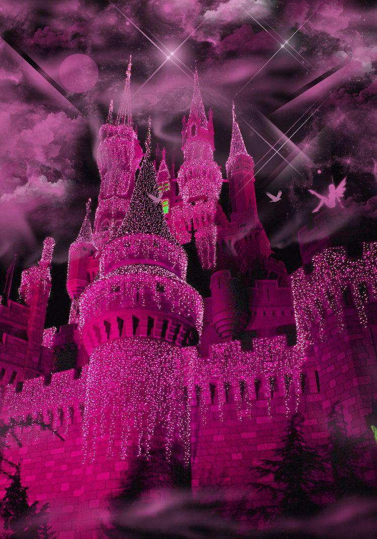 Pin by MIRA SA_AT on WALLPAPERS   Pinterest   Castles, Bebe and Hot pink