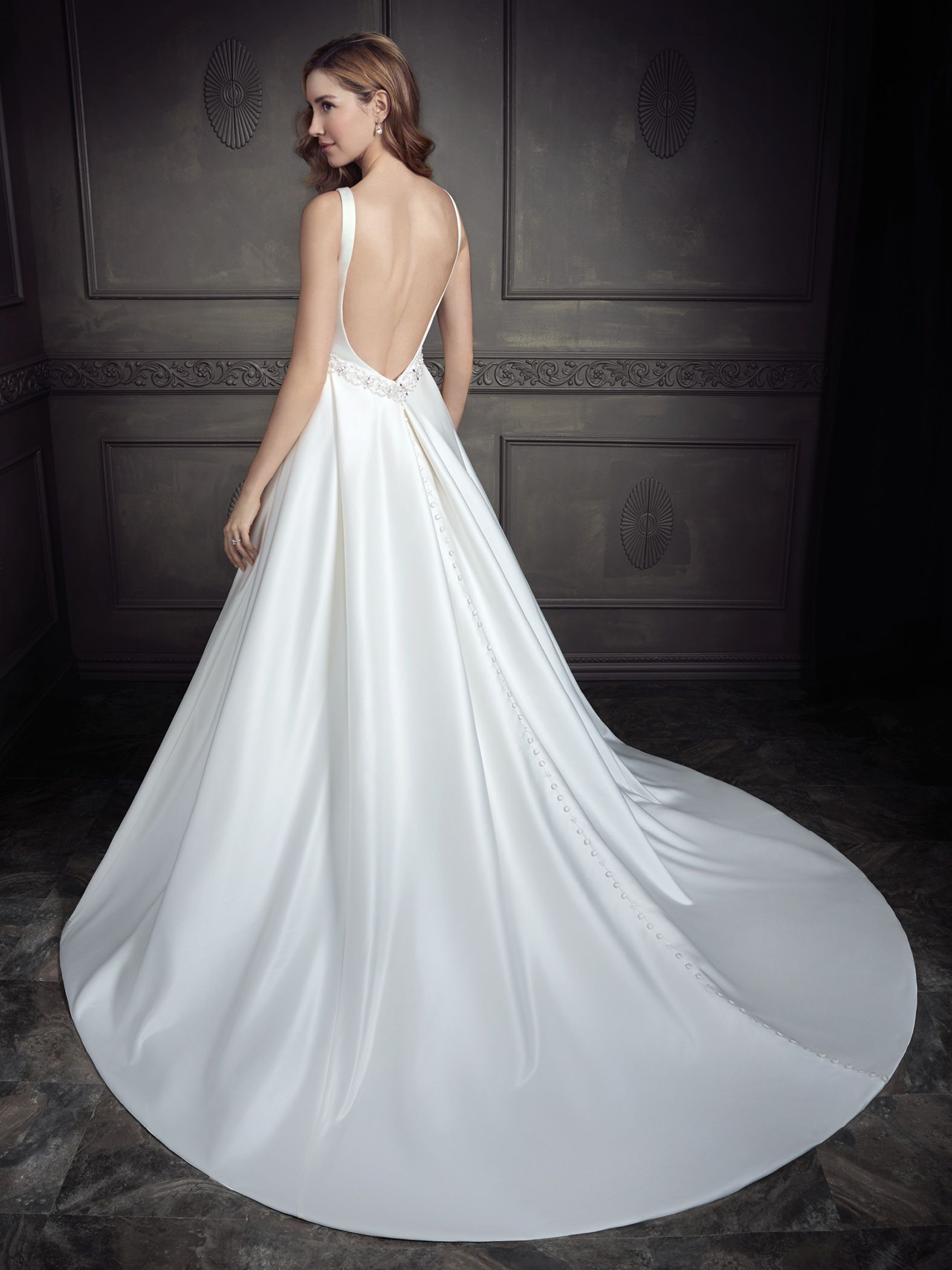 Elite wedding dresses  Ella Rosa Style BE weddingdress bridal  Weddings  Pinterest