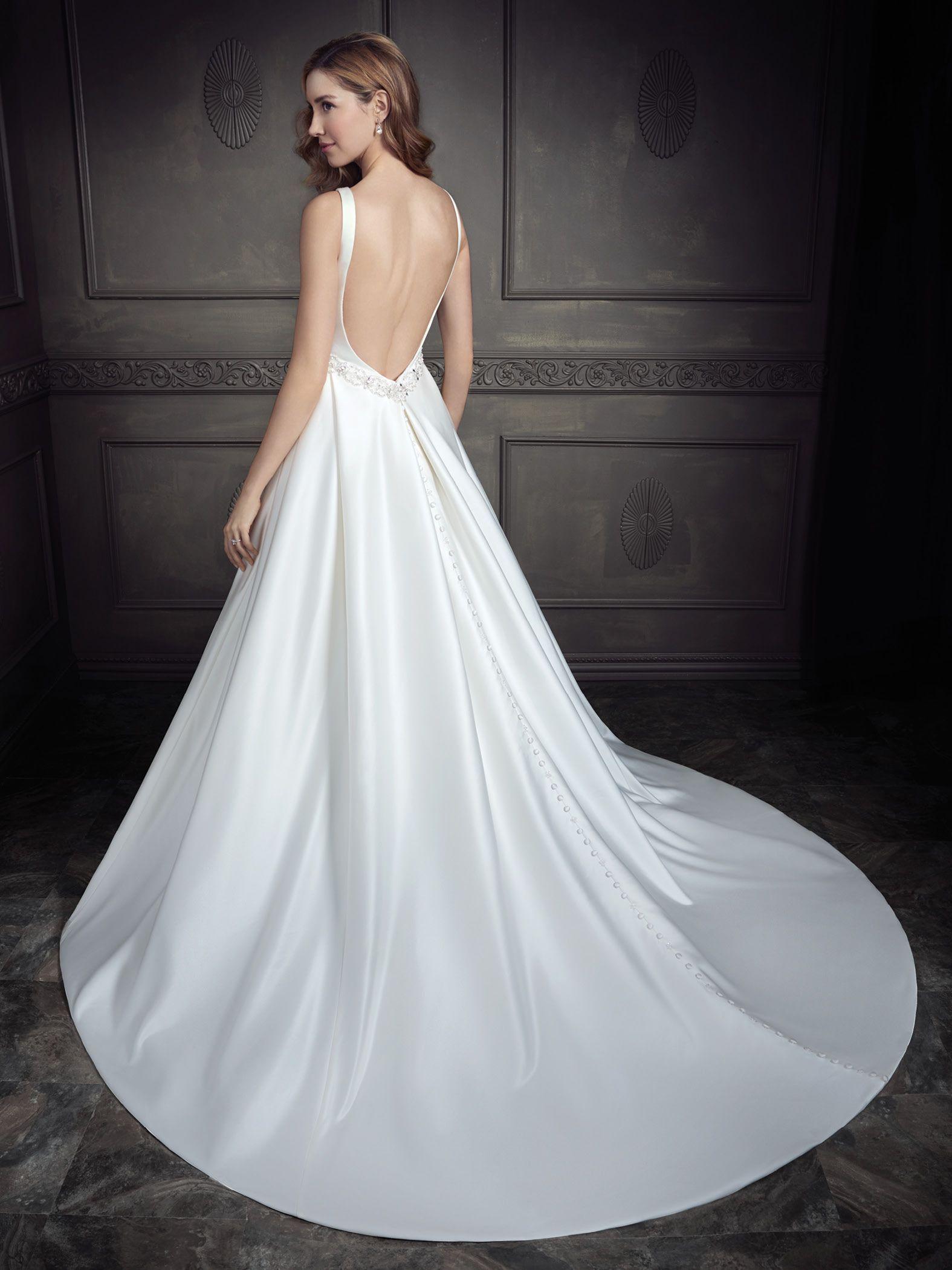 Elite wedding dresses  Ella Rosa Style BE weddingdress bridal  Weddings  Pinterest