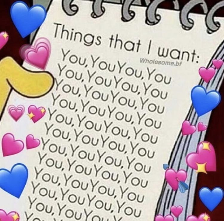 Pin By Laurieee On Your Meme Gallery Cute Love Memes Wholesome Memes Crush Memes