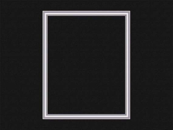 Silver Digital Frame, Photo Frame, Mock up Frame, Picture Frame ...