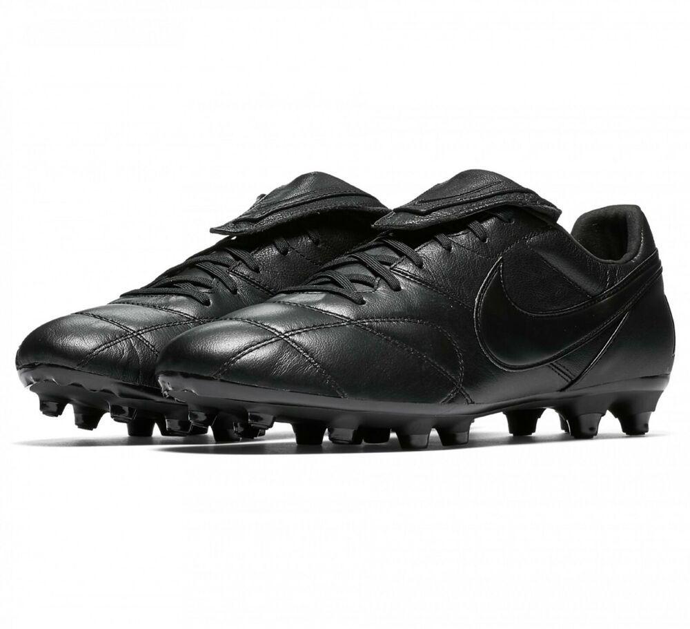 49e7970d8 Advertisement(eBay) Nike Premier II FG Soccer Cleats (Black) 917803 ...