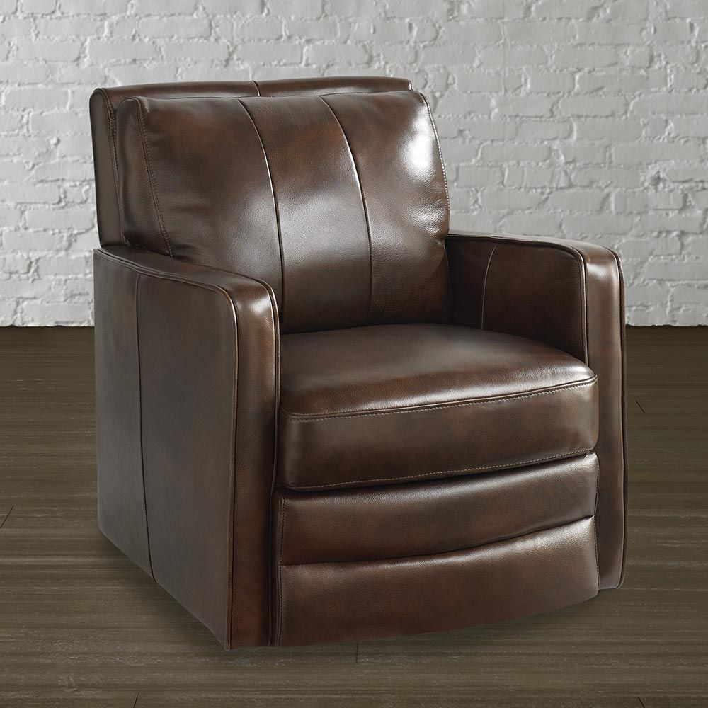Missing Product Leather swivel chair, Swivel chair
