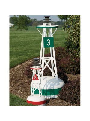 Photo of Amish Large Buoy with Solar Light