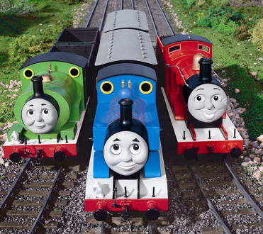 Thomas y sus amigos cada mañana en Vme! / Thomas the train and his ...