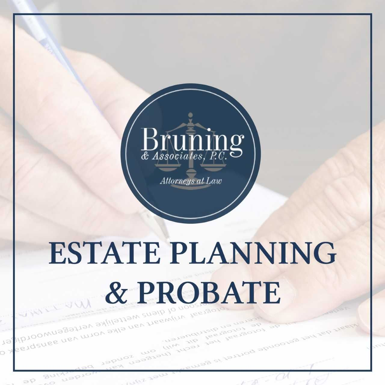 Bruning & Associates attorneys create and implement