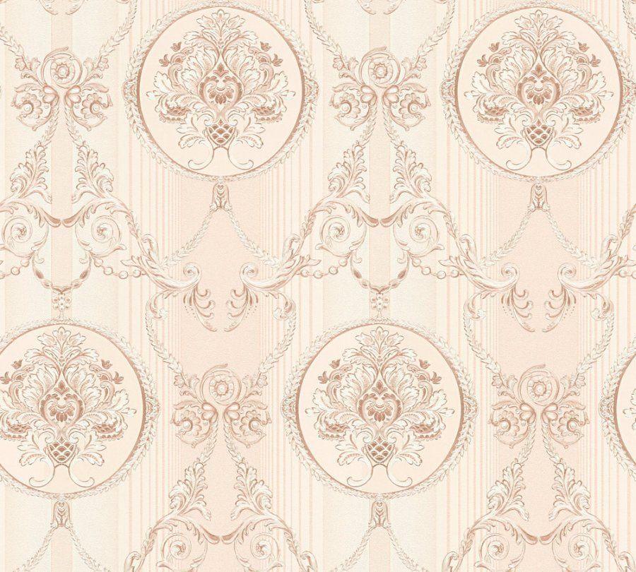 A.S. Hermitage 10 33083-5 Vlies Tapete Ornamente Barock