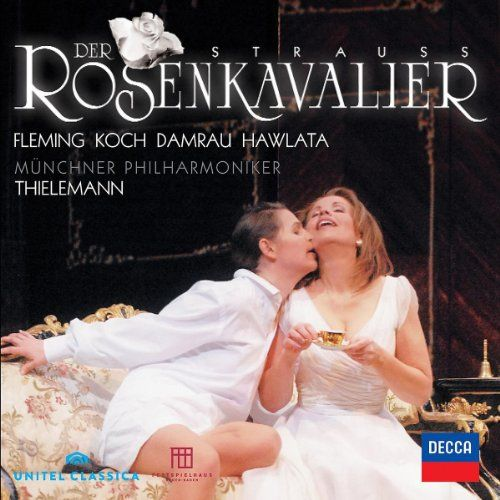 Strauss: Der Rosenkavalier by Renee Fleming, Sophie Koch, Diana Damrau, Munchner Philharmoniker (2012) Audio CD null
