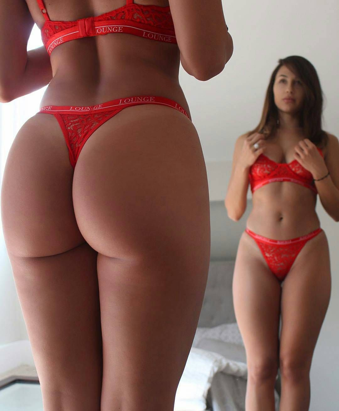 Big butts in bikini