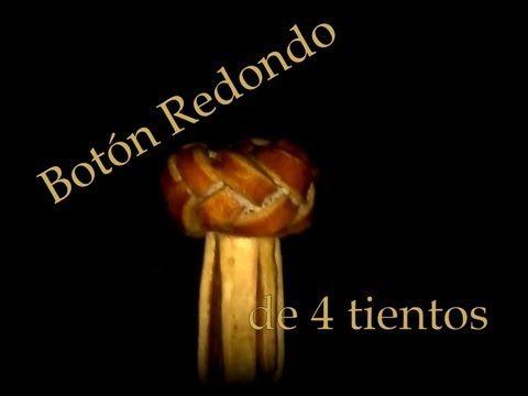 Botón diamante de 4 tientos (Diamond Knot) \u0026quot;El Rincón del Soguero\u0026quot;