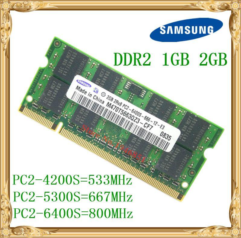 4GB DDR 2 Laptop Module 6400 800 Notebook 200 pin 200-pin DDR-2 4 gb Memoy Ram