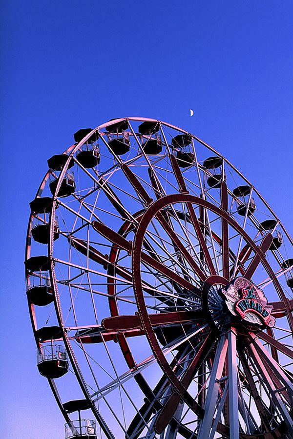 Ferris Wheel. The Wharf. Orange Beach. Alabama.