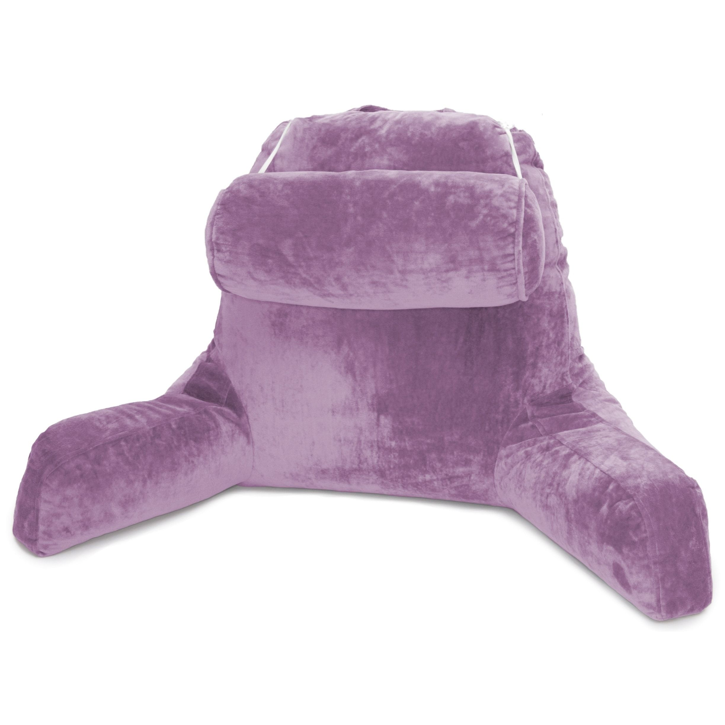Light Purple COVER ONLY For the Husband Pillow Bedrest