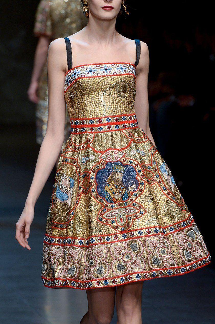 Dolce & Gabbana, 2013.
