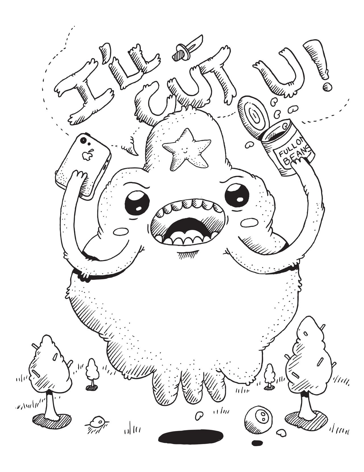 LSP coloring page. Adventure Time. | Rad | Adventure Time with Finn ...