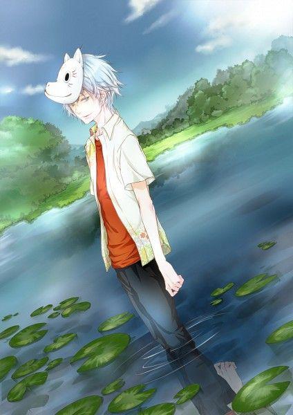 Hotarubi No Mori E Gin Mask Anime Anime Movies Gin Anime