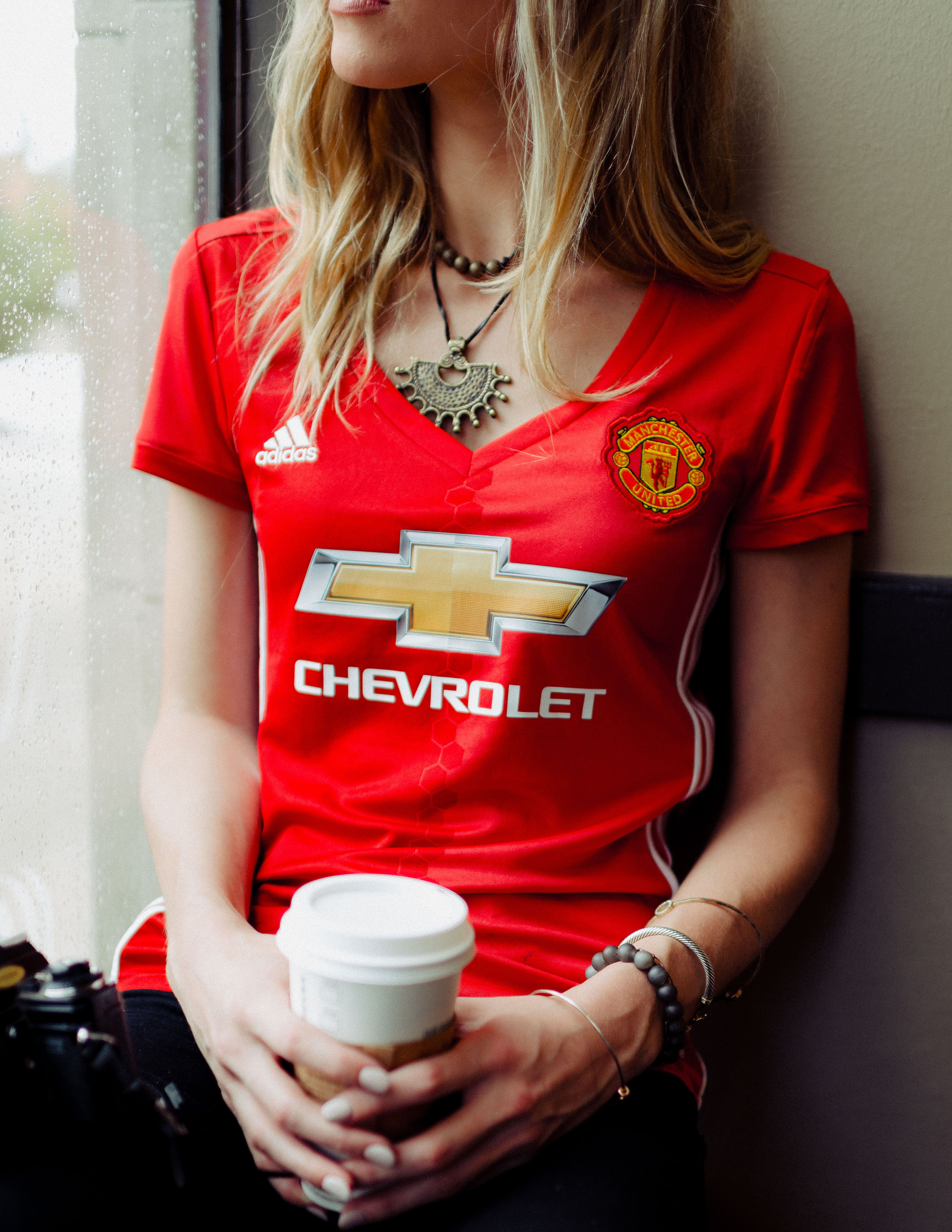 super popular d655e b23c8 Manchester United Home Soccer Jersey. Get yours now at ...