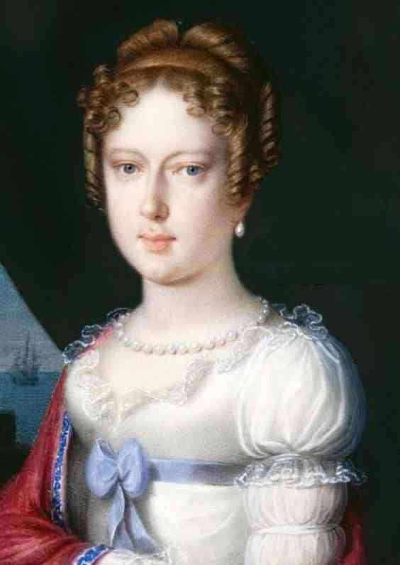 Empress Maria Leopoldina of Brazil - Category:Maria ...