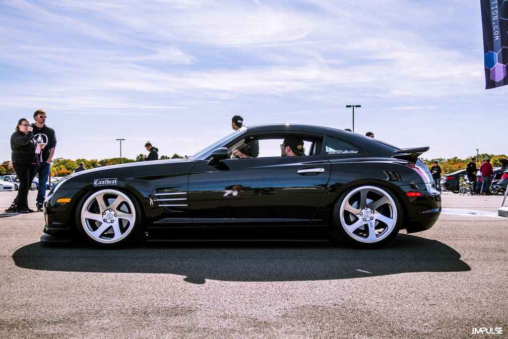 2005 Black Srt 6 My Favorite Crossfire Next To Mine Photo Credit