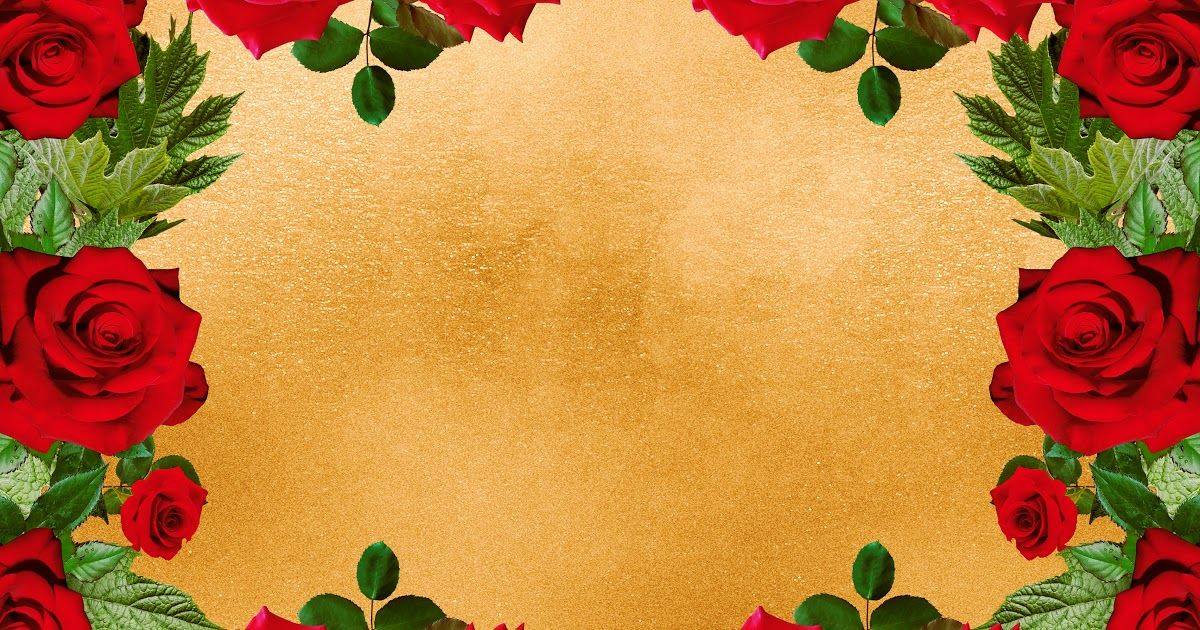 25 Background Bunga Gold Free Images Flowers Frame Red Roses Text Space Download Floral Pattern Free Vector Art 17 000 Free Image Downl Di 2020 Bunga Mawar Gambar