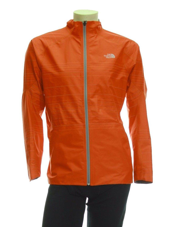 eb2098d0a Men's The North Face Illuminated Reversible Jacket Orange Medium at ...