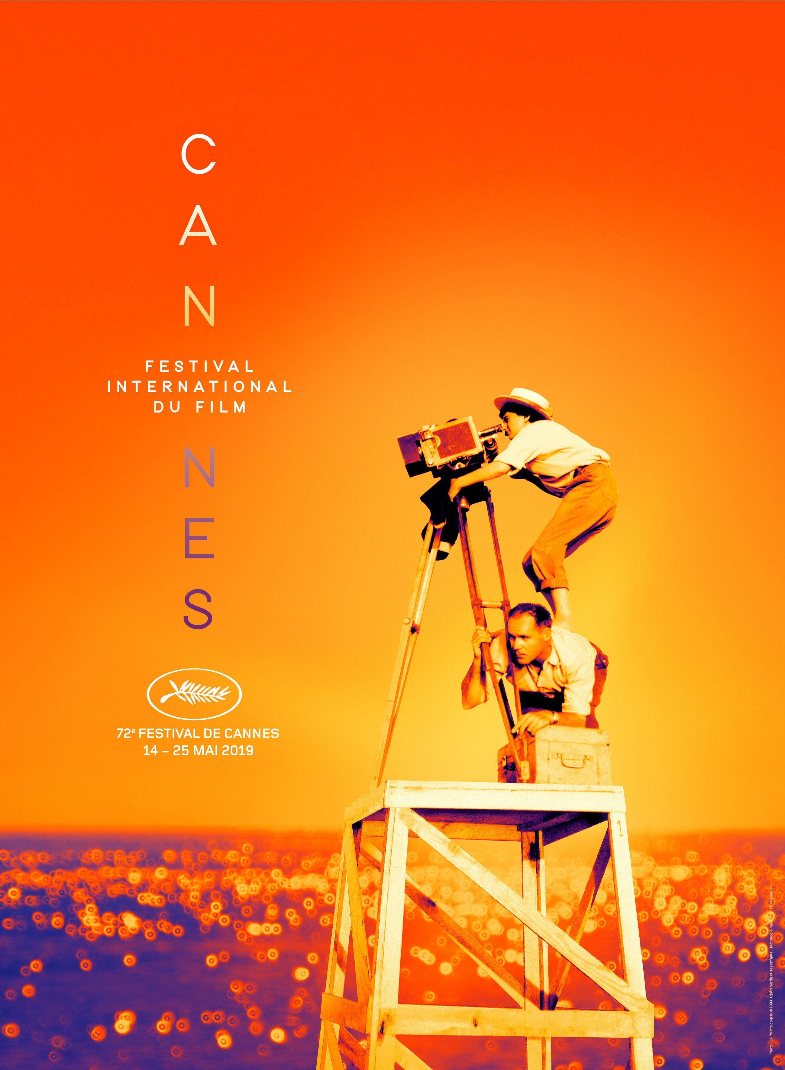 Poster Zu Cannes 2019 Filmfestival Huldigt Verstorbener Regisseurin Agnes Varda News Outnow Filmfestival Filmfestival Cannes Filmfestival Poster