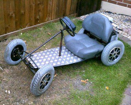go kart steering mechanism | Cool Stuff to do with Kids | Go kart