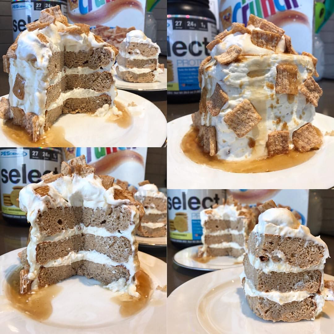 cinnamon toast crunch cake easy