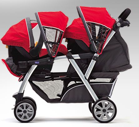 Chicco Cortina Together Two Passenger Stroller Our