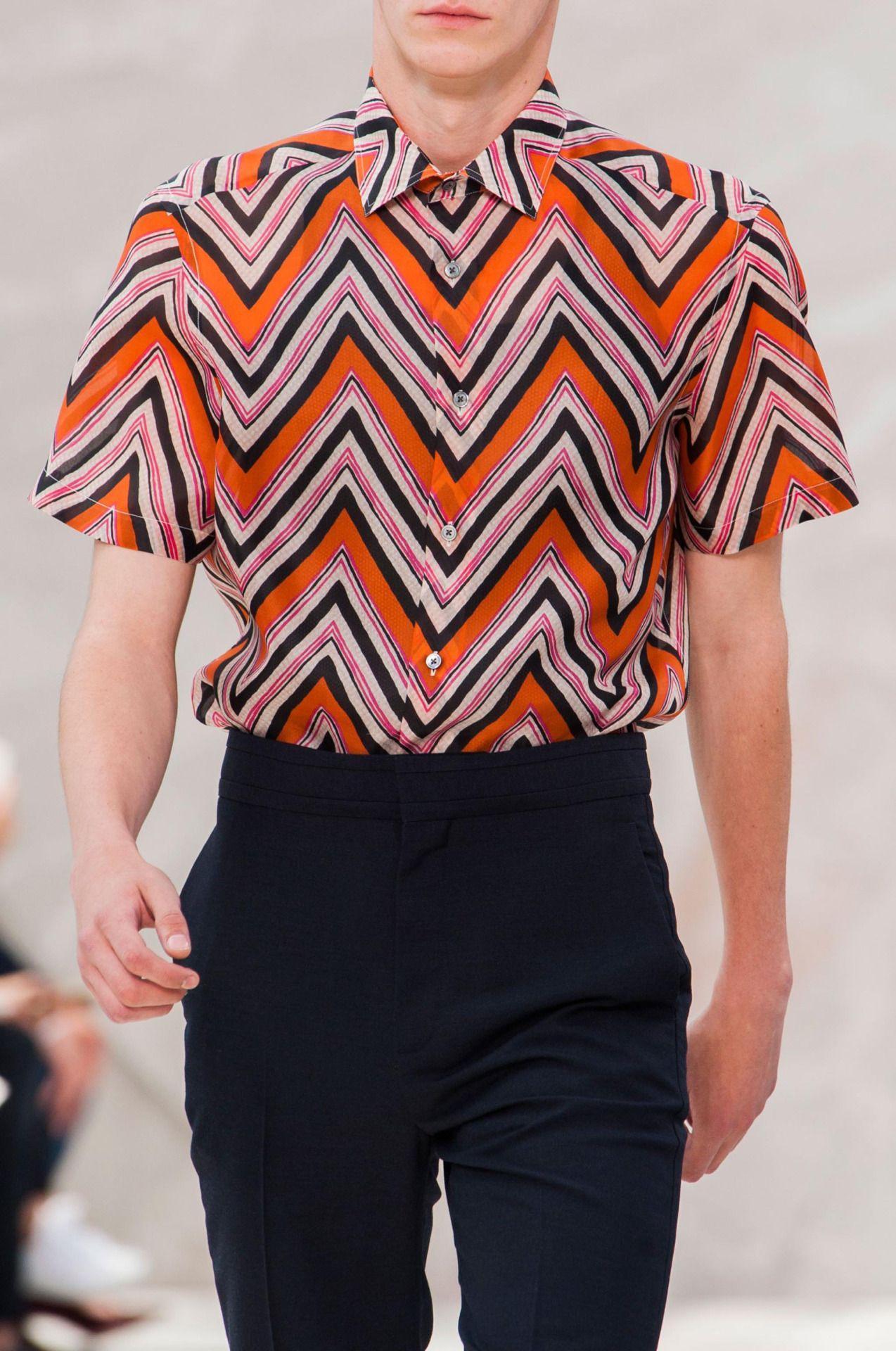 Louis Vuitton S/S 15 Menswear (Paris)