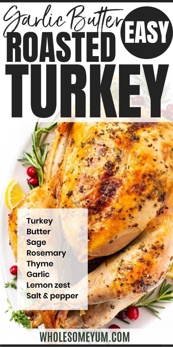 19 thanksgiving recipes turkey easy ideas