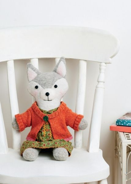 27+ Adorable Free Sewing Patterns for Stuffies, Plushies, Stuffed ...