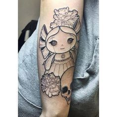 Resultado De Imagen De Muñeca De Trapo Triste Tattoo Pinterest
