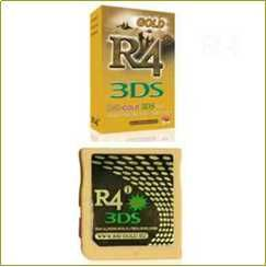 Buy online R4 3DS Gold Card through Acekard Fordsi  R4i GOLD 3DS is