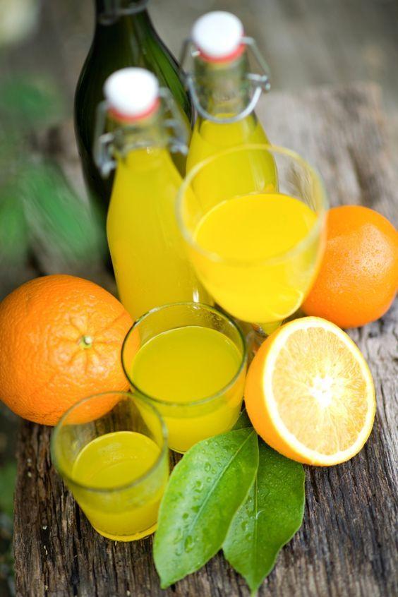 Orangen-Zitronen-Limonade selber machen   Rezept ...  Orangen-Zitrone...