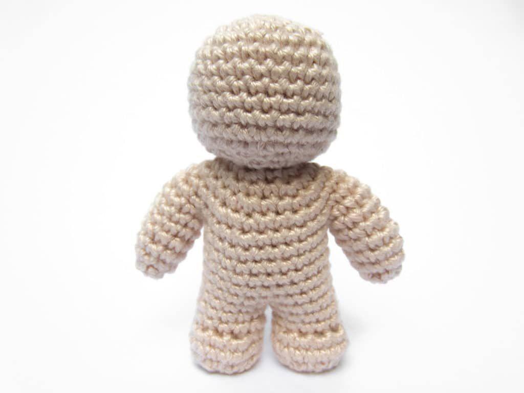 Photo of Puppe häkeln ohne zu nähen Supergurumi