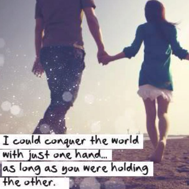 Just Hold My Hand Win My Heartt New Relationship Quotes