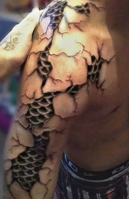 20 Powerful Dragon Tattoo for Men